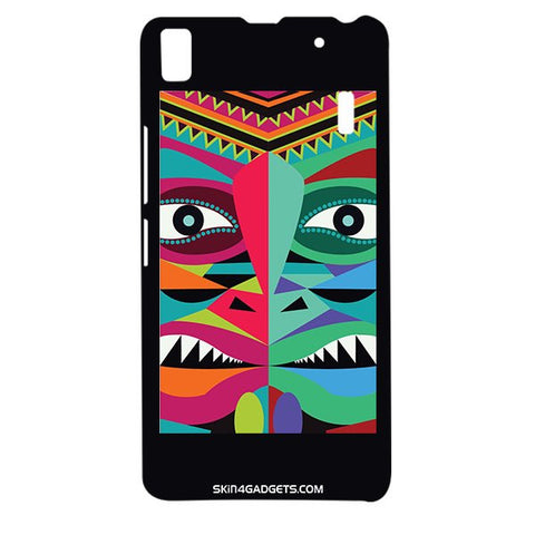 Tribal Face For LENOVO A7000 Designer CASE