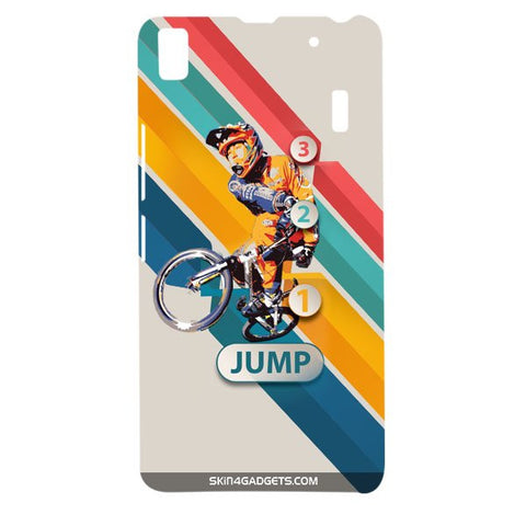1 2 3 Jump For LENOVO A7000 Designer CASE