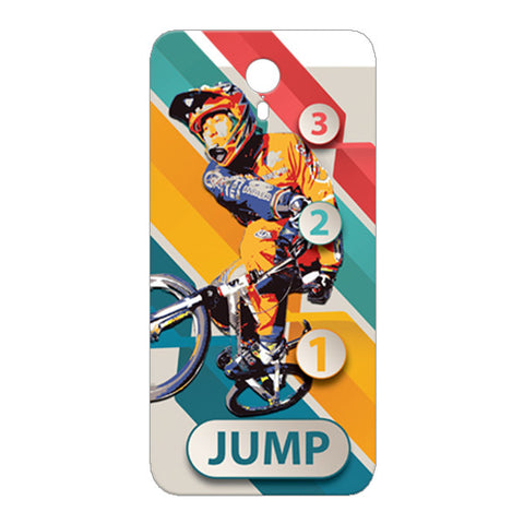 1 2 3 Jump For Lenovo ZUK Z1 Designer CASE