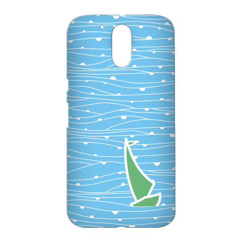Boat for Motorola Moto G4 Plus designer case