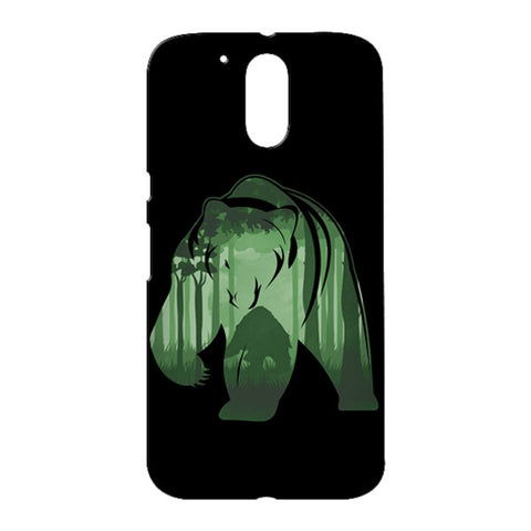 Bear for Motorola Moto G4 Plus designer case