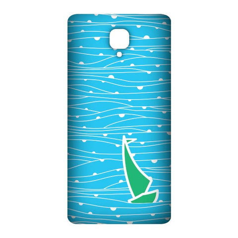 Boat For OnePlus 3 Designer CASE