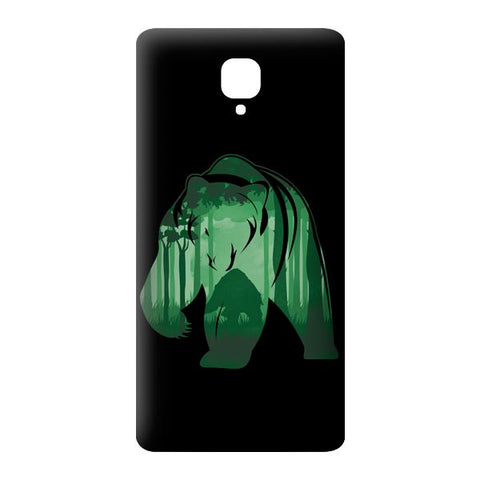 Bear For OnePlus 3 Designer CASE