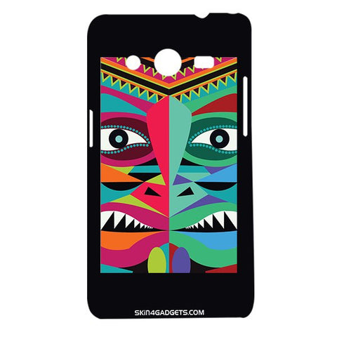 Tribal Face For SAMSUNG GALAXY CORE 2 (G3556d) Designer CASE