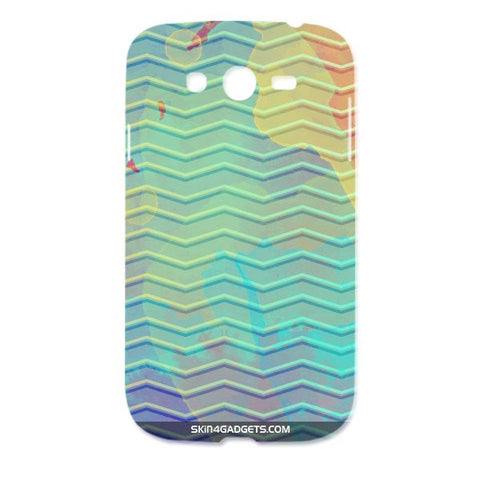 Colourful Waves For SAMSUNG GALAXY GRAND (I9082) Designer CASE