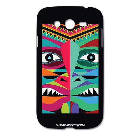 Tribal Face For SAMSUNG GALAXY GRAND (I9082) Designer CASE