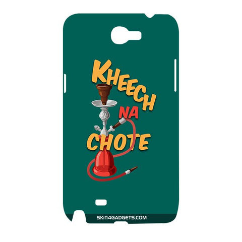 Kheech na Chote For SAMSUNG GALAXY NOTE 2 (N7100) Designer CASE