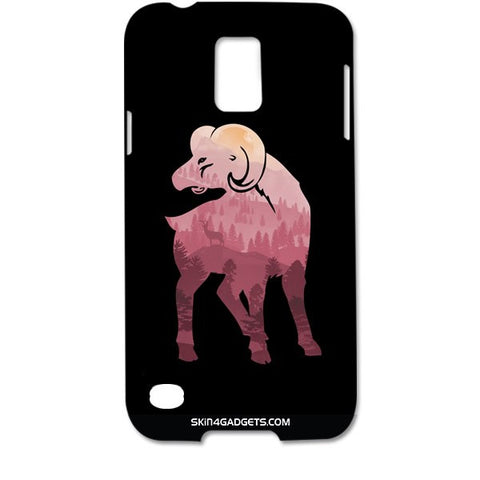 Mountain Goat For SAMSUNG GALAXY S5 Designer CASE