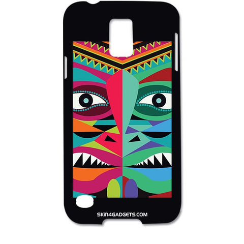 Tribal Face For SAMSUNG GALAXY S5 Designer CASE