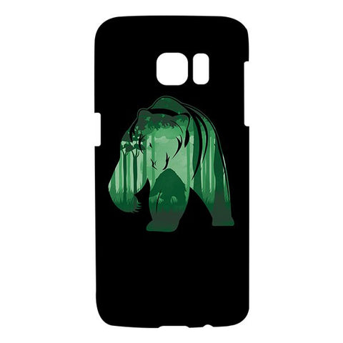 Bear For SAMSUNG GALAXY S7 EDGE Designer CASE