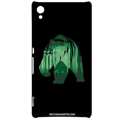 Bear For SONY XPERIA Z4 Designer CASE