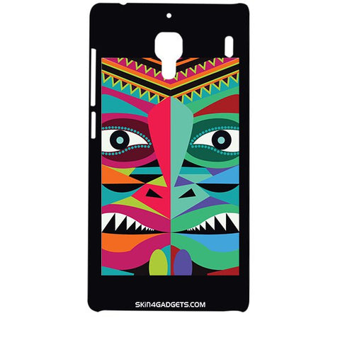 Tribal Face For XIAOMI REDMI 1 Designer CASE