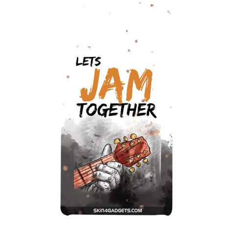 Lets Jam Together For XIAOMI REDMI 1 Designer CASE