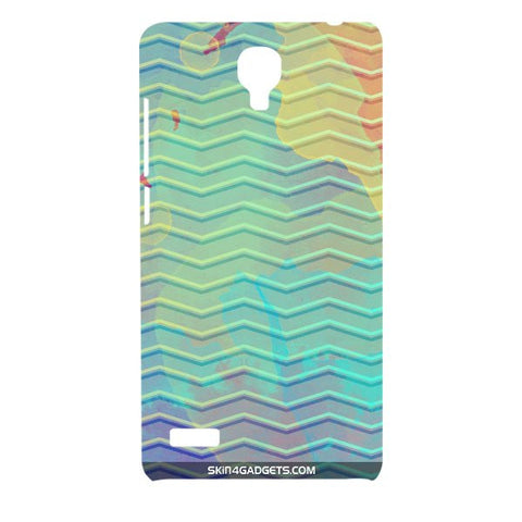 Colourful Waves For XIAOMI REDMI NOTE Designer CASE