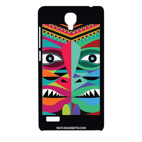 Tribal Face For XIAOMI REDMI NOTE Designer CASE