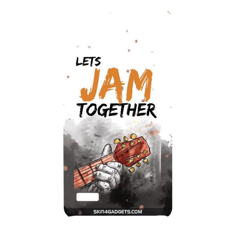 Lets Jam Together For XIAOMI REDMI NOTE Designer CASE