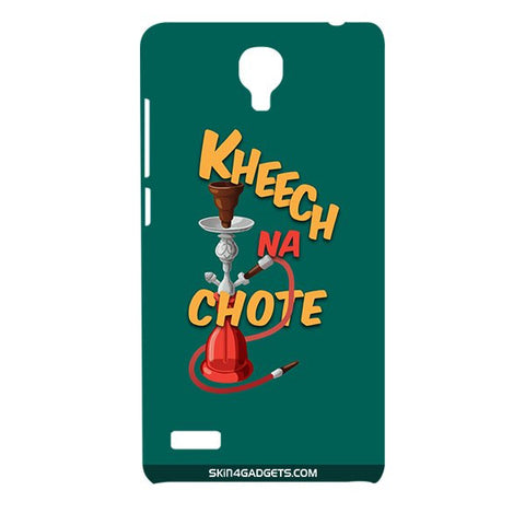 Kheech na Chote For XIAOMI REDMI NOTE Designer CASE