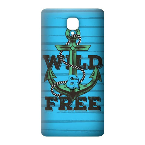 Free and Wild For OnePlus 3 Designer CASE