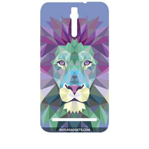 Magestic Lion For ASUS ZENFONE 2 Designer CASE