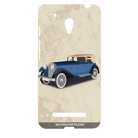 Vintage Car For ASUS ZENPONE 5 Designer CASE