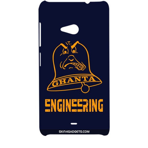 Ghanta Engineering  For MICROSOFT LUMIA 535 Designer CASE