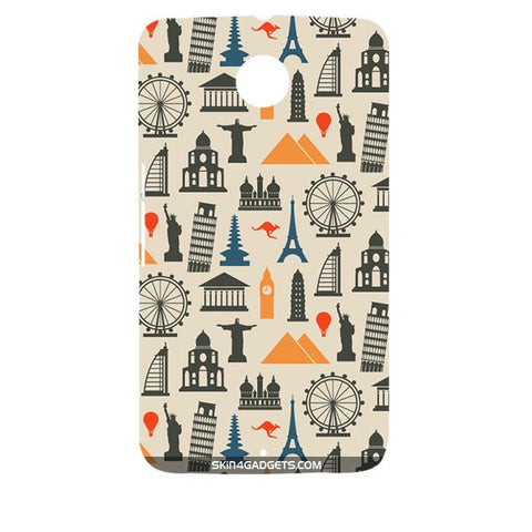 Wonders of the World For MOTOROLA NEXUS 6 Designer CASE