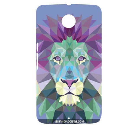 Magestic Lion For MOTOROLA NEXUS 6 Designer CASE