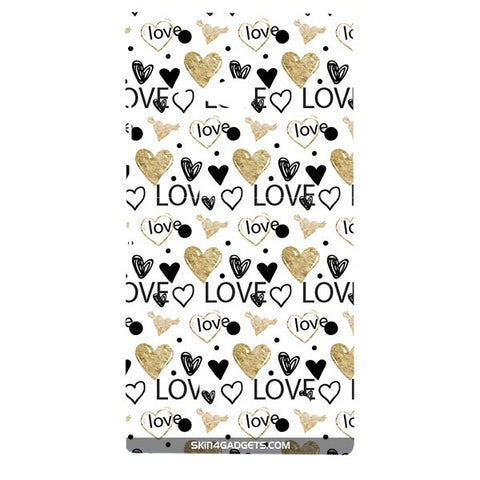 Heart and Love Doodle For NOKIA LUMIA 730 Designer CASE