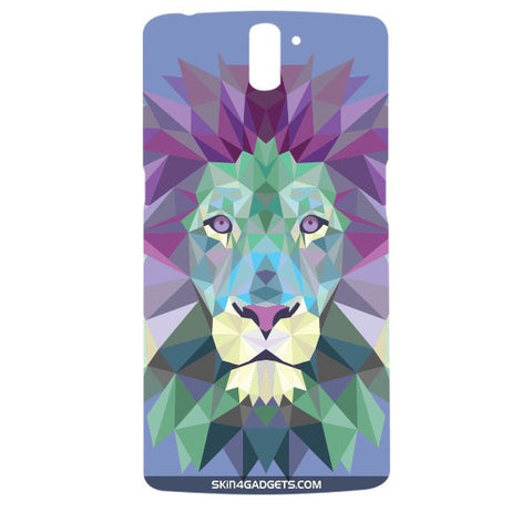 Magestic Lion For ONE PLUS ONE Designer CASE
