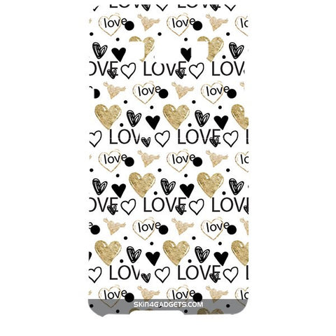 Heart and Love Doodle For SAMSUNG GALAXY A5 (A5000) Designer CASE