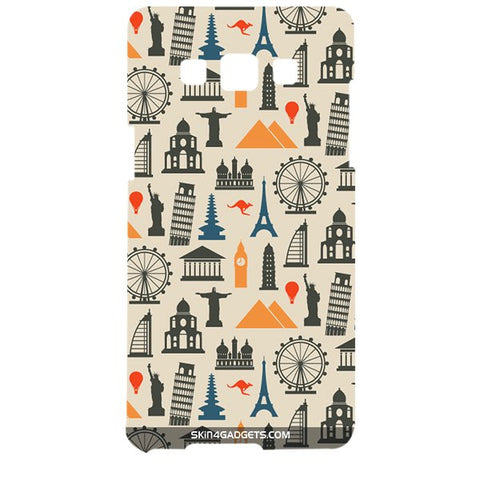 Wonders of the World For SAMSUNG GALAXY A5 (A5000) Designer CASE