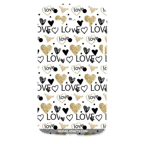 Heart and Love Doodle For SAMSUNG GALAXY GRAND 2 ( G7106) Designer CASE