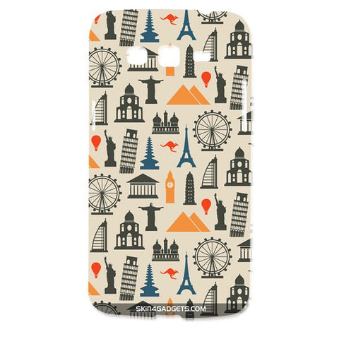 Wonders of the World For SAMSUNG GALAXY GRAND 2 ( G7106) Designer CASE