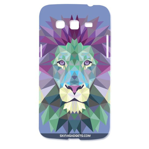 Magestic Lion For SAMSUNG GALAXY GRAND 2 ( G7106) Designer CASE
