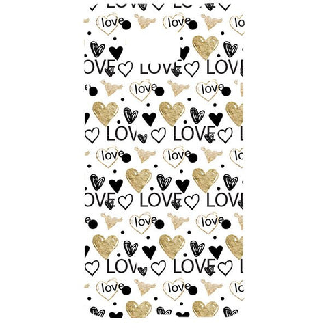 Heart and Love Doodle For SAMSUNG GALAXY ALPHA (G850) Designer CASE