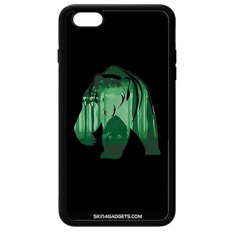 Bear For APPLE IPHONE 5 BLACK PRO CASE