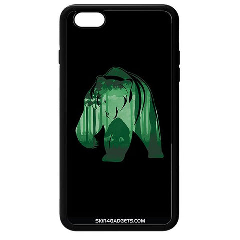 Bear For APPLE IPHONE 6S BLACK PRO CASE