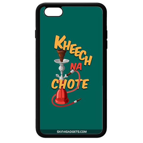 Kheech na Chote For APPLE IPHONE 6S BLACK PRO CASE