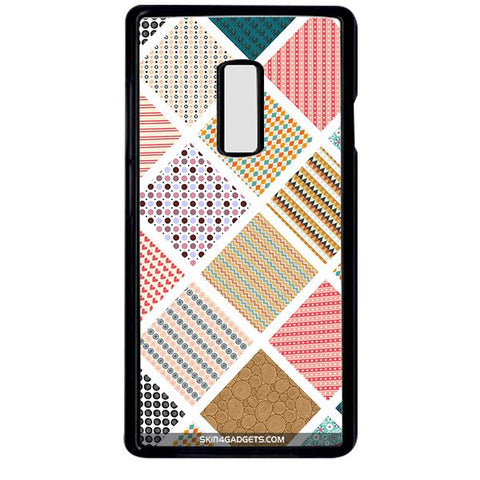Varied Pattern For ONE PLUS TWO BLACK PRO CASE
