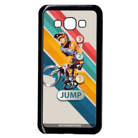 1 2 3 Jump For Samsung A8 BLACK PRO CASE