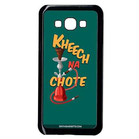 Kheech na Chote For Samsung A8 BLACK PRO CASE