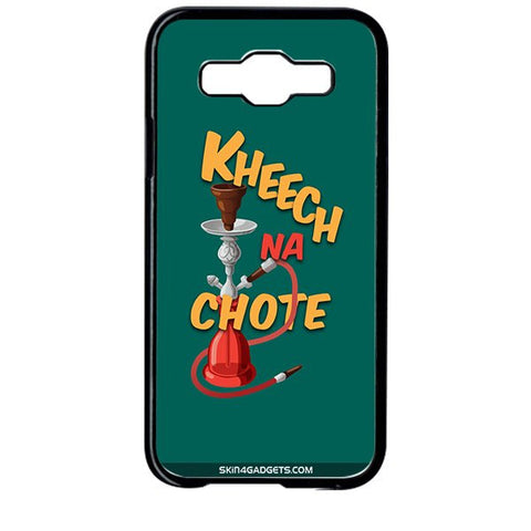 Kheech na Chote For SAMSUNG GALAXY E5 BLACK PRO CASE