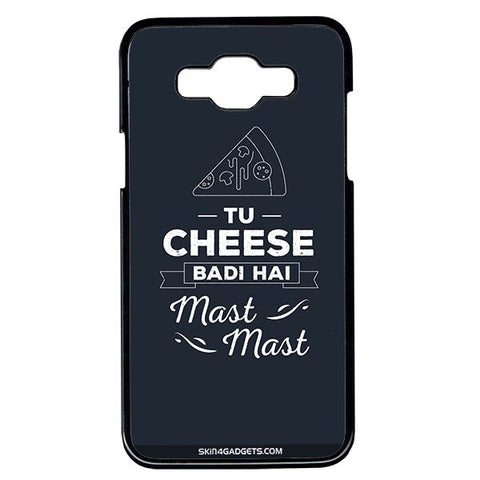 Tu Cheese Badi Hai Mast Mast For Samsung Galaxy Grand Max BLACK PRO CASE