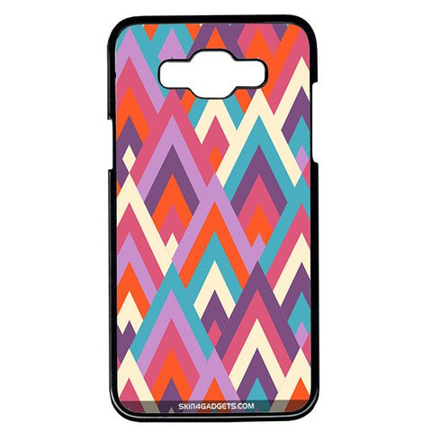 Peaks For Samsung Galaxy Grand Max BLACK PRO CASE