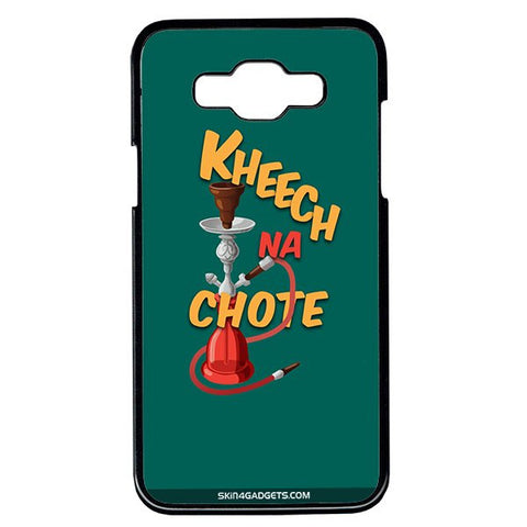 Kheech na Chote For Samsung Galaxy Grand Max BLACK PRO CASE