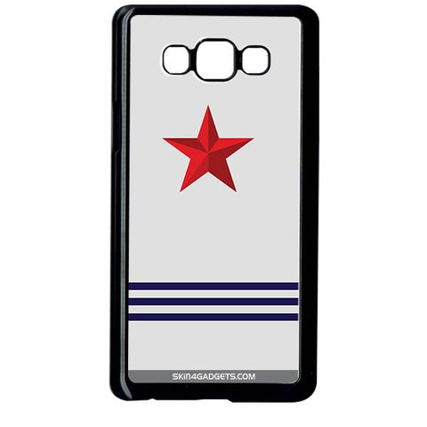 Star Strips For SAMSUNG GALAXY ON7 BLACK PRO CASE