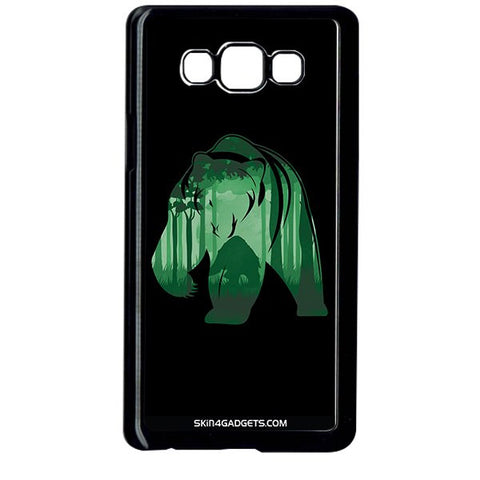 Bear For SAMSUNG GALAXY ON7 BLACK PRO CASE