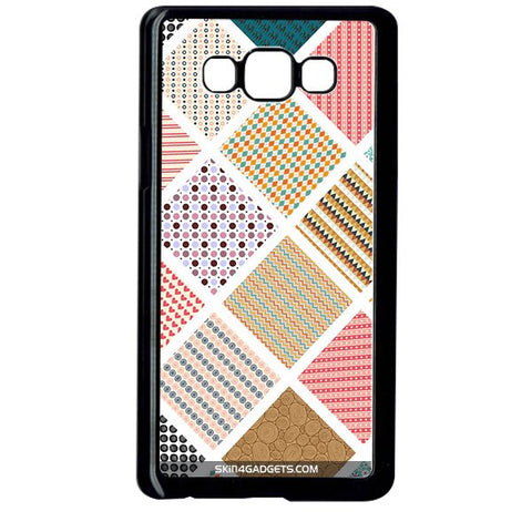 Varied Pattern For SAMSUNG GALAXY ON7 BLACK PRO CASE