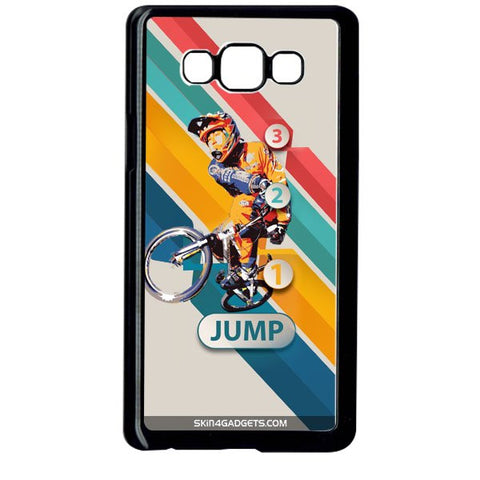 1 2 3 Jump For SAMSUNG GALAXY ON7 BLACK PRO CASE