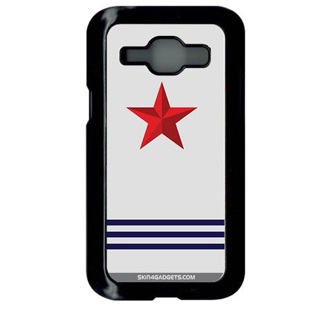 Star Strips For SAMSUNG GALAXY J1 BLACK PRO CASE